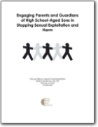 Engaging Parents and Guardians of High School-Aged Sons