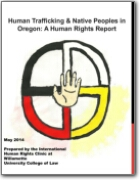 Human Trafficking and Native Peoples in Oregon