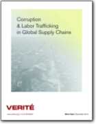 Corruption in Labor Trafficking
