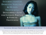 Domestic Violence and HT