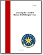 Assessing the Threat of Human Trafficking in Texas