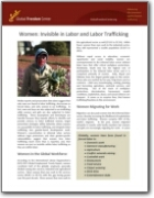 Women and Labor Trafficking